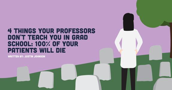 100% of Your PT Patients Will Die