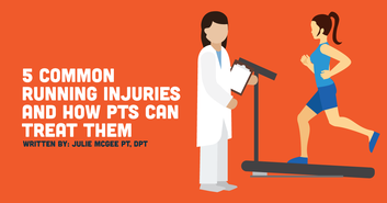 5 Common Running Injuries and How PTs Can Treat Them