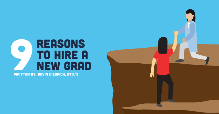 9 Reasons to Hire a New Grad