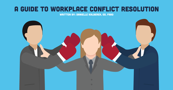 A Guide to Conflict Resolution in the Workplace
