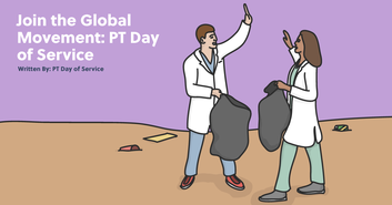 Join the Global Movement: PT Day of Service