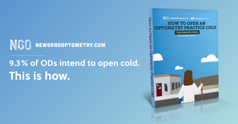 How To Open An Optometry Practice Cold