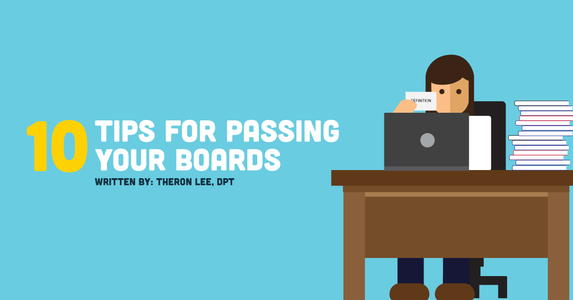 10 Tips For Passing Your Boards