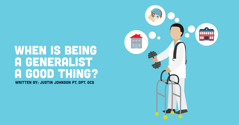 When is Being a Generalist a Good Thing? | CovalentCareers