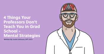 4 Things Your Professors Don't Teach You in Grad School - Mental Strategies