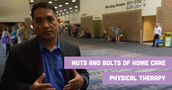 Nuts and Bolts of Home Health Physical Therapy - Engelbert De Vera, PT