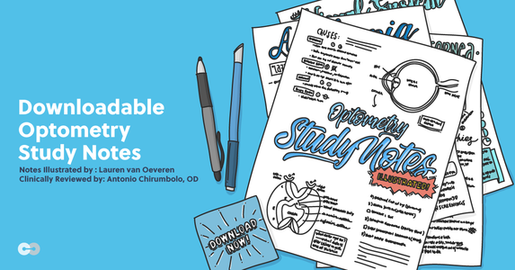 Illustrated Optometry Study Guides—Free Download