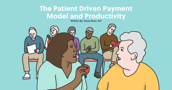 Productivity Requirements and the Patient Driven Payment Model