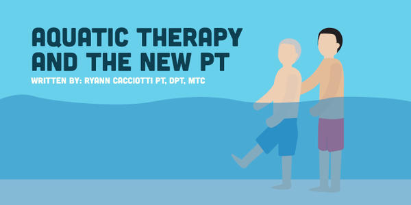 Aquatic Therapy: Come on in, the Water's Fine