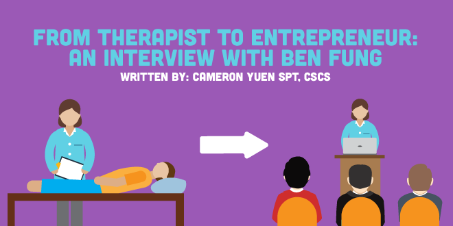 How to Find Success as a PT and Entrepreneur: An Interview