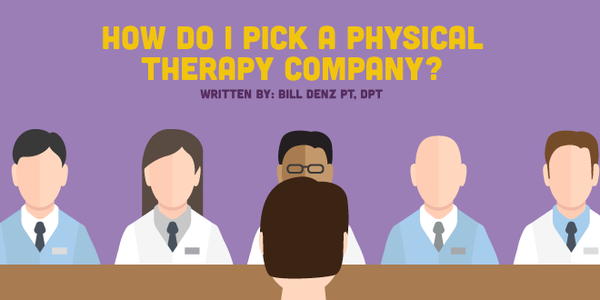 Picking a Travel PT Company