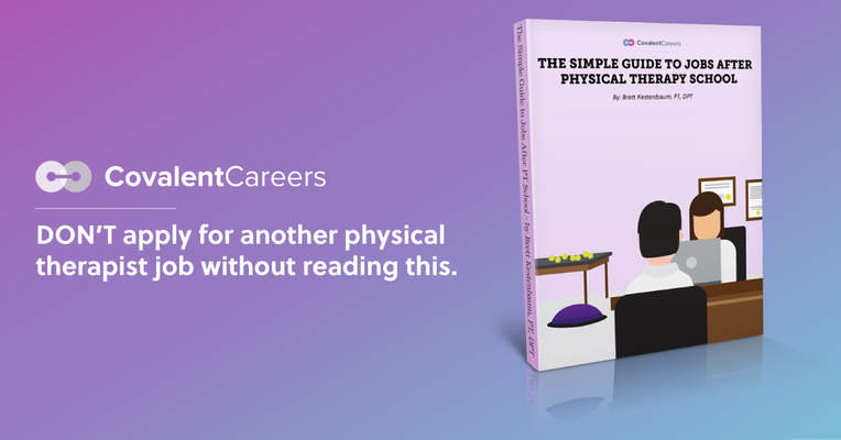 The Simple Guide to Jobs After Physical Therapy School