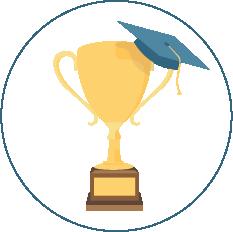 champion for the new grad