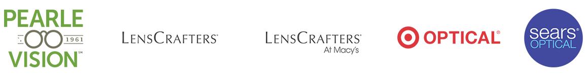Luxottica logos