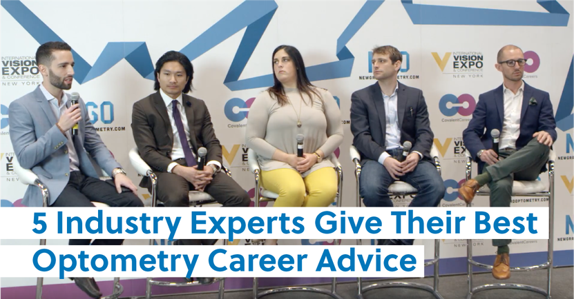 df565765e6 5 Industry Experts Pull Back the Curtain on Optometry Careers ...