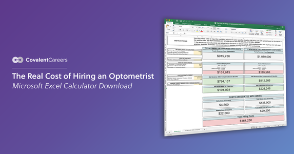 The Real Cost of Hiring an Optometrist