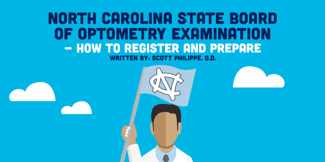 The North Carolina State Board of Optometry Examination – How to Register and Prepare