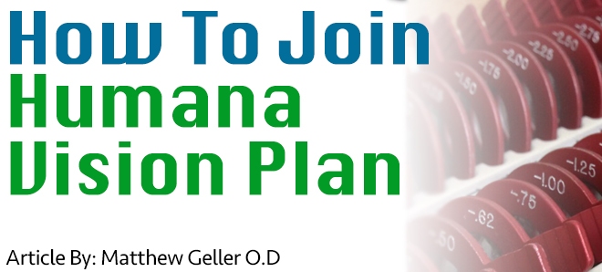 Humana Vision Plan – How To Join