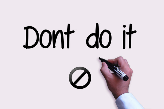 The Dos and Don'ts of the Job Search