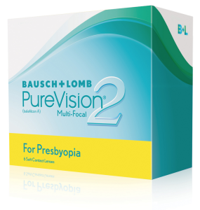 Bausch & Lomb's Pure Vision 2 Multi Focal