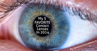 5 Favorite Contacts in 2014