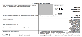 How To Use Form 1098-E to Deduct Student Loan Interest
