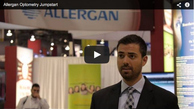 Allergan Optometry Jumpstart Program New Grad Video