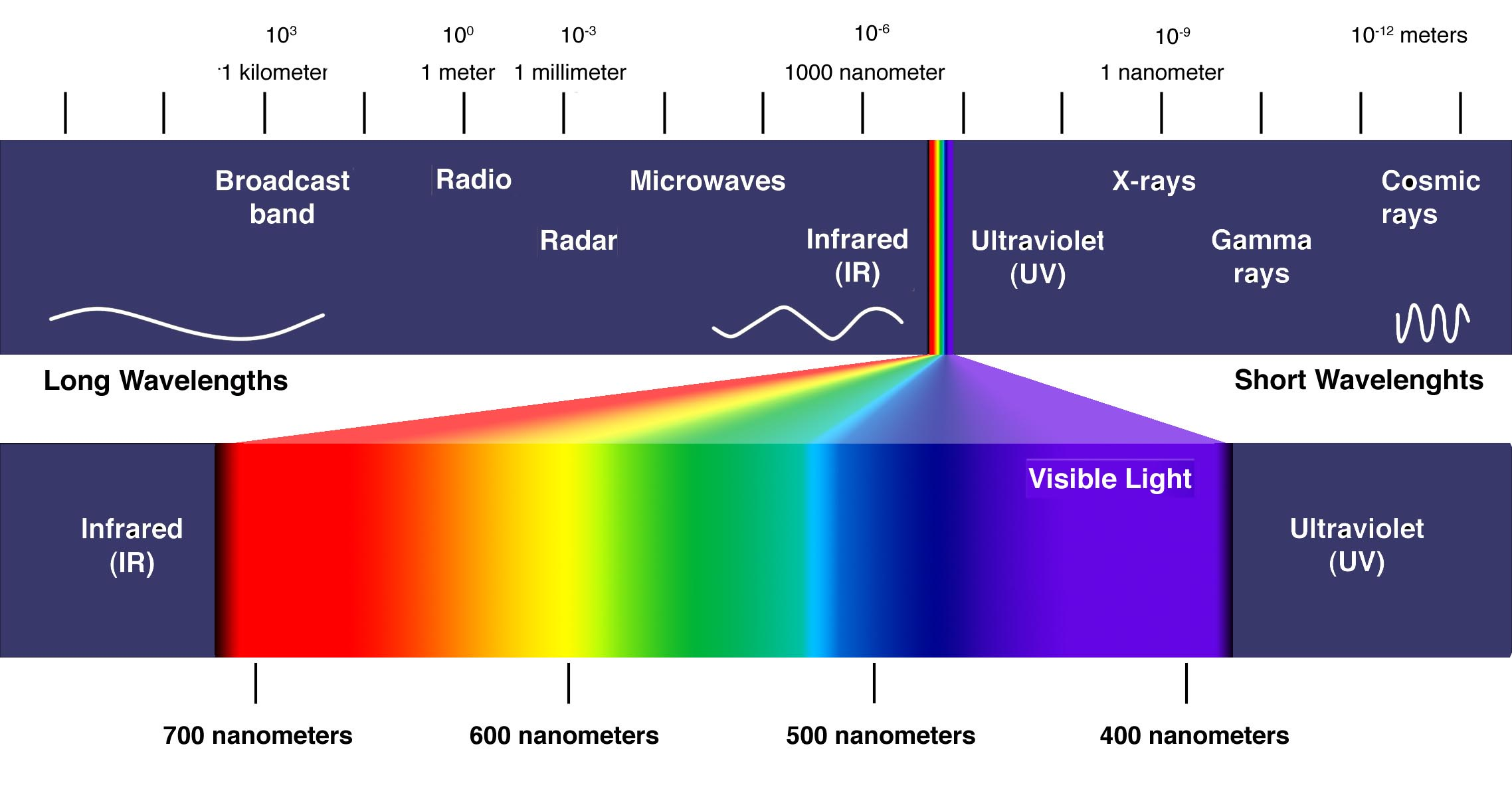 There Are Three Types Of UV Light: