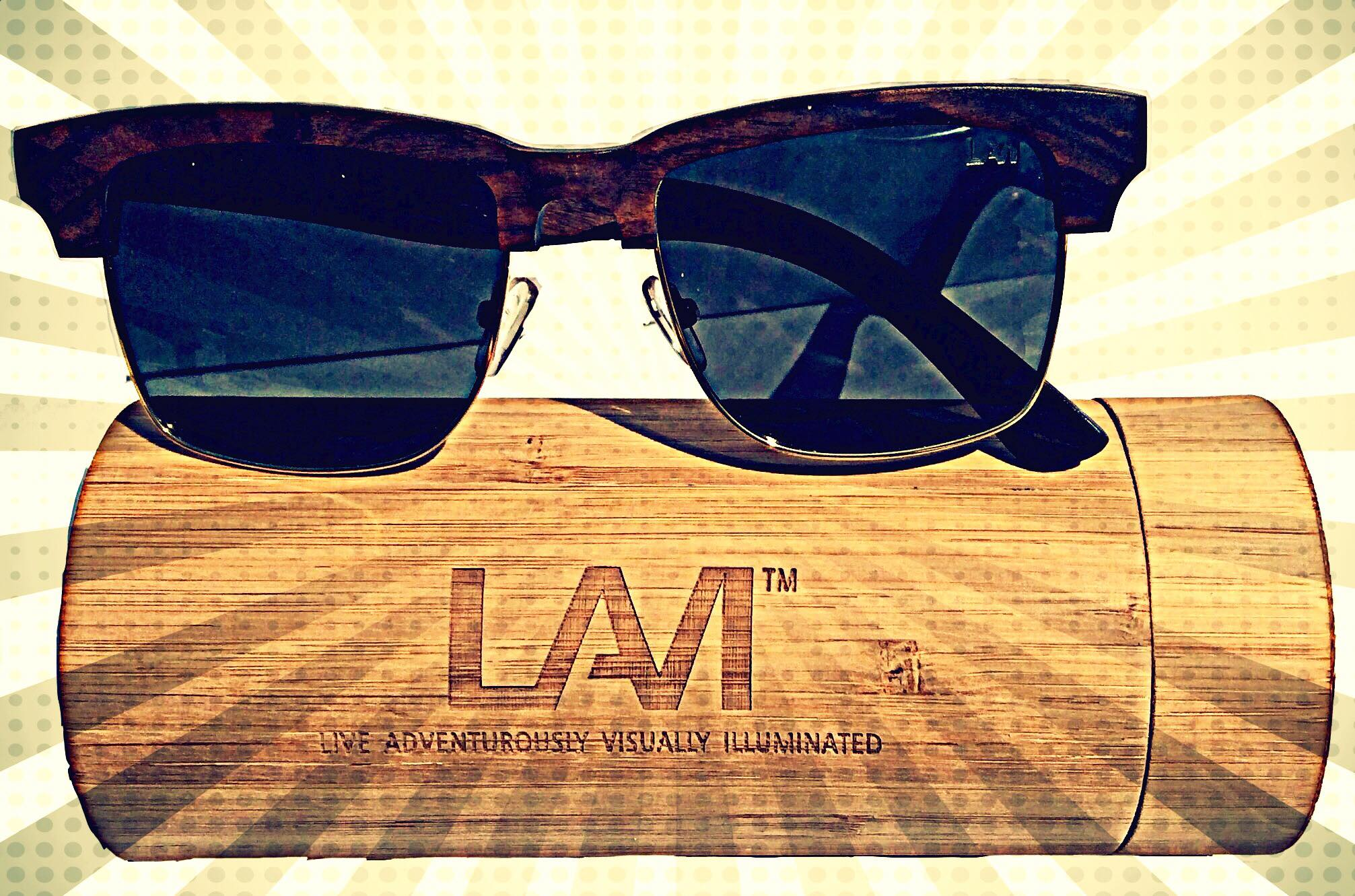 Sunglasses – Creating Your Own Frame Line: Featuring LAVI Optic