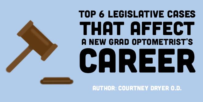 Top 6 Legislative Cases