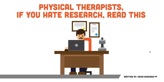 Physical Therapy research writing