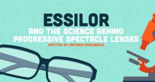 the science of progressive lenses essilor