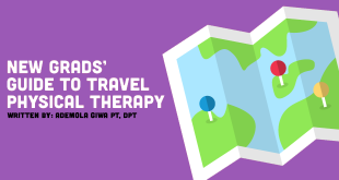 Travel physical therapy