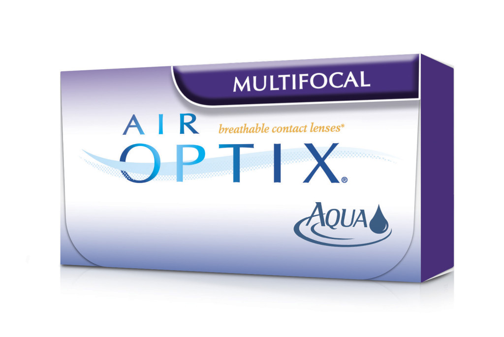 air optix multifocal contacts