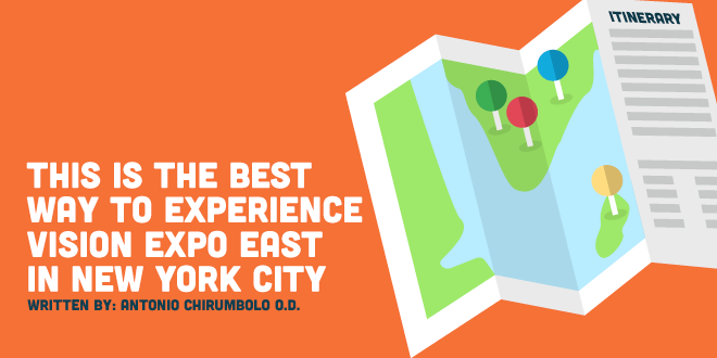 This is the Best Way to Experience Vision Expo East in NYC