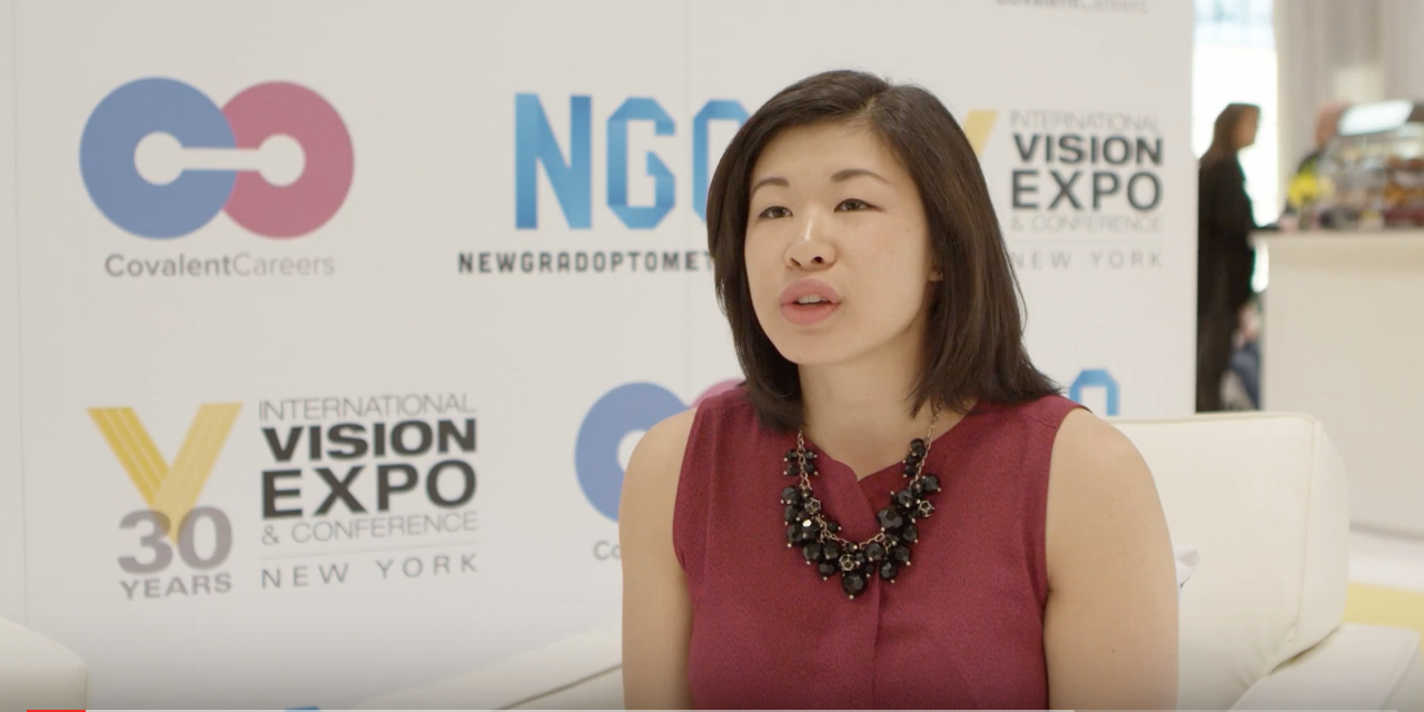 I Declined a Job Offer and Chose A Residency Instead – Video Interview with Rebecca Lee O.D.