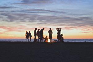 bonfire unsplash