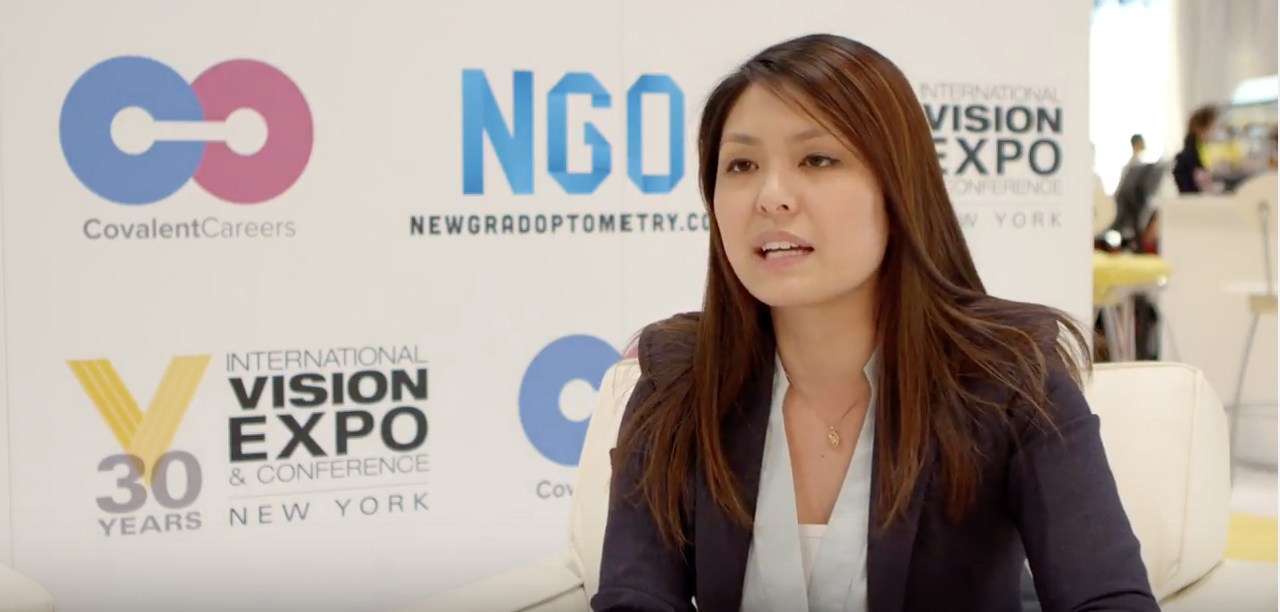 How Treating Dry Eye Can Build Your Practice – Video Interview with Vicky Wong O.D.