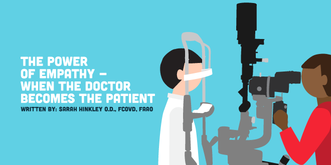 The Power of Empathy – When the Doctor Becomes the Patient