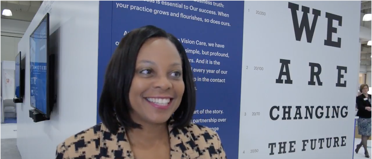 State of the Contact Lens Industry – Video Interview with Dr. Millicent Knight