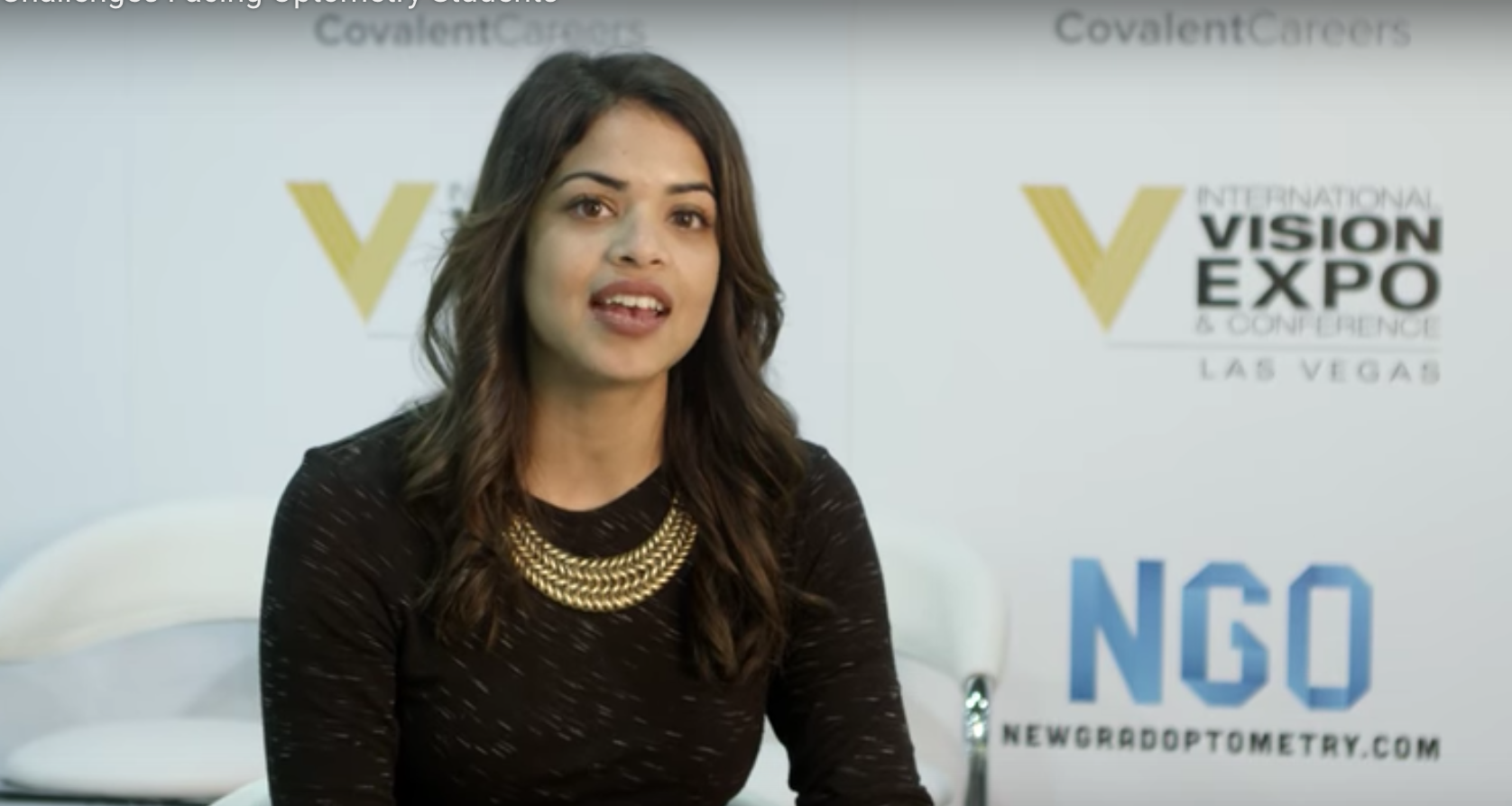 Top Challenges Facing Optometry Students – Video Interview