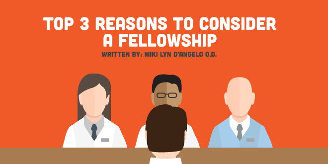 Top 3 Reasons to Consider a Fellowship