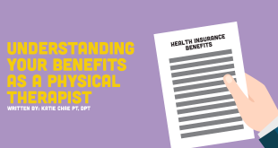 Understanding Your Benefits as a Physical Therapist