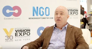Combating Disruption In Optometry – Video Interview with Alan Glazier O.D.