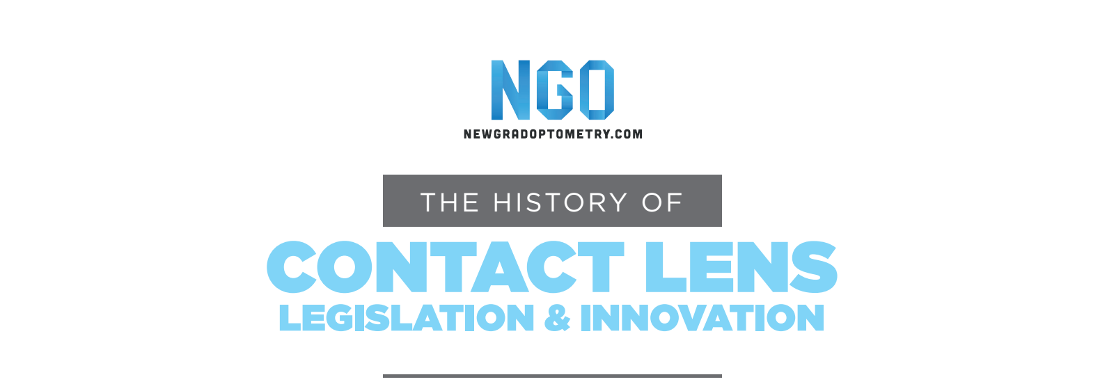 The History of Contact Lens Legislation and Innovation