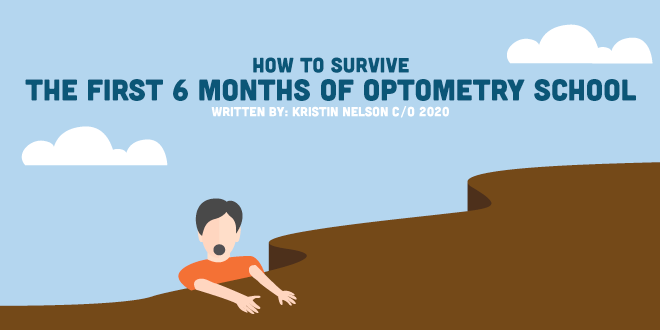 How to Survive the First 6 Months of Optometry School