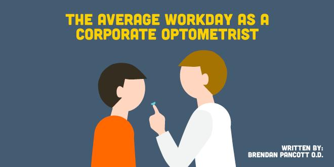 corporate optometrist