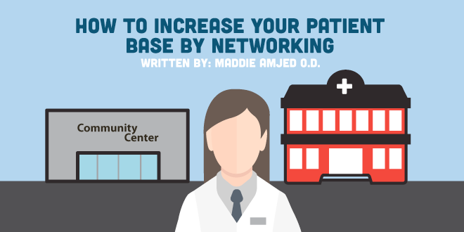How To Increase Your Patient Base By Networking