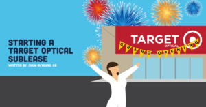Target Optical Sublease