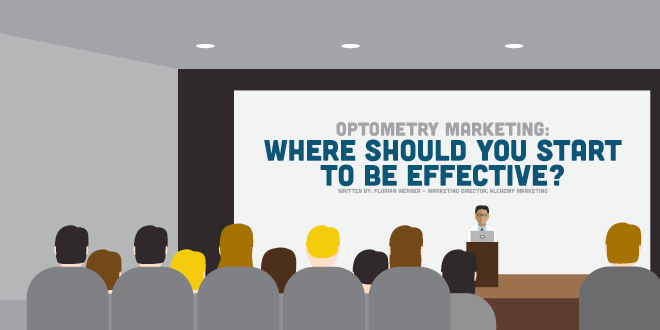Optometry Marketing: Where should you start to be effective?